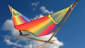 Madeira standaard met Rainbow Two
