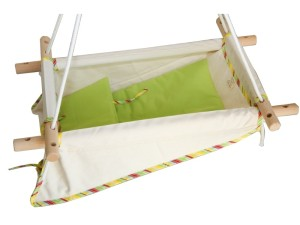 Zebulhamac baby hangstoel